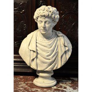 Italian-Marble-Bust-of-An-Emperor