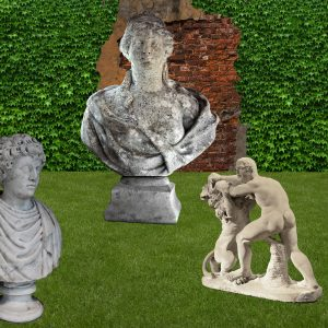 Garden Feature Collage
